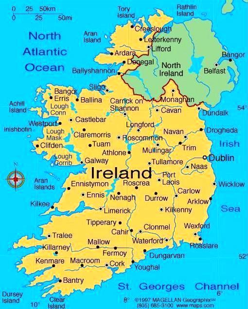 northern ireland republic